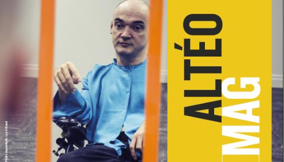 Altéomag, la nouvelle revue trimestrielle d'Altéo : vous y trouverez aussi un dossier étoffé sur la situation financière et sociale des personnes en invalidité…
