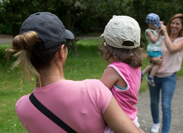 Rompre la solitude des familles monoparentales