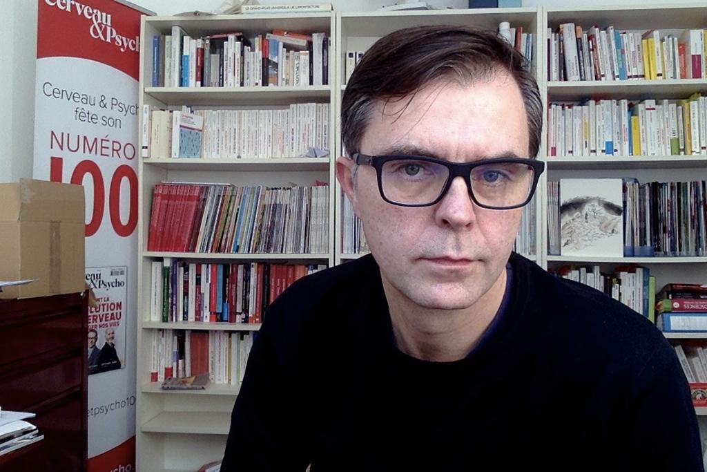 Sébastien Bohler, docteur en neurosciences et rédacteur en chef de Cerveau&Psycho.