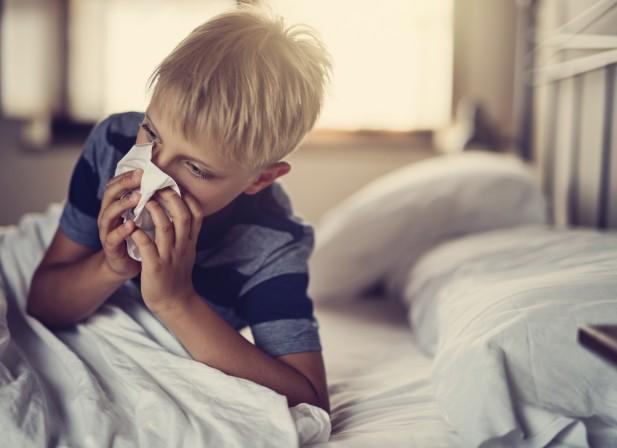 Quand les antibiotiques sont-ils nécessaires chez l'enfant ?