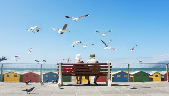 La plupart des pensionnés ont droit à un pécule de vacances. Tout dépend de leur statut. (c)Istock