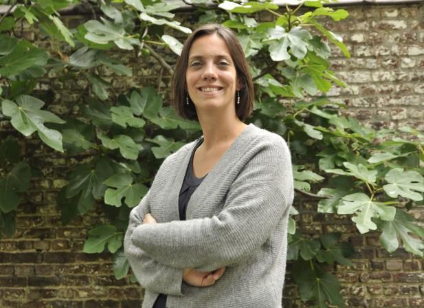Nouvelle vice-présidence de la MC   Elisabeth Degryse :